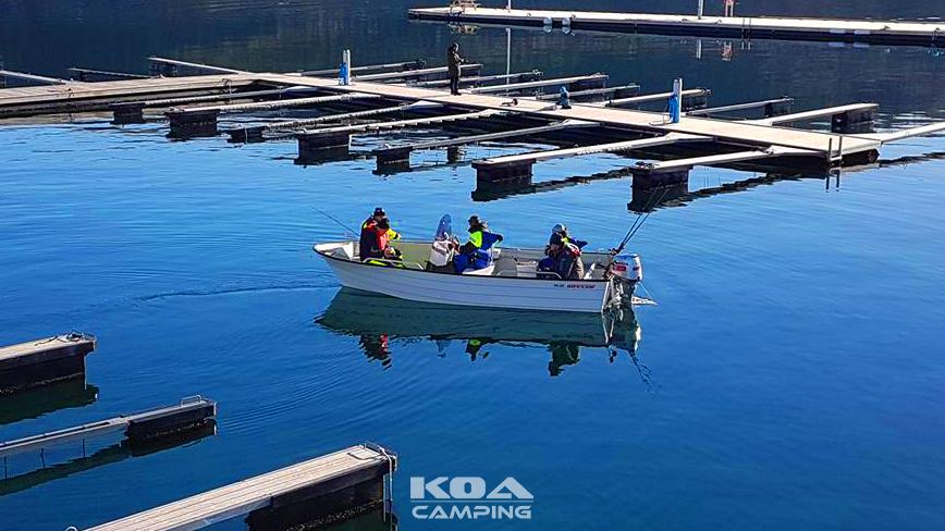 Fiske? Vi har båter for utleie.